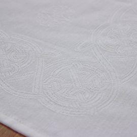 100% Cotton Celtic Design Tablecloths (In Single Packs)