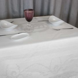 Liddell Commemorative Titanic Linen Tablecloth