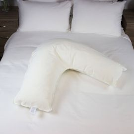 V Wipe & Dry Flame Retardant Waterpoof V-Shaped Pillow