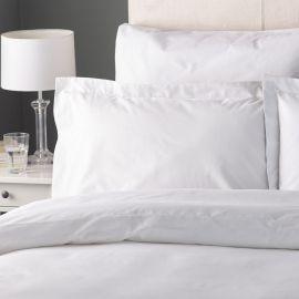 V130 70/30 Cotton Rich Plain Mock Oxford Pillowcase