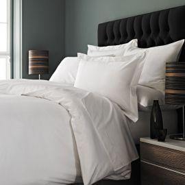 VV300 100% Cotton Sateen Plain Duvet Cover