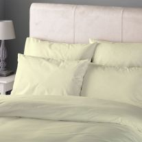 VE Flame Retardant 100% Polyester Housewife Style Pillowcase (In Packs of 10)