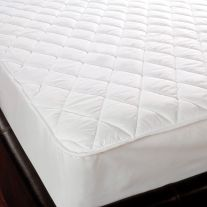 Hotel Pure Luxury Quilted Polycotton Waterproof Mattress Protector (Fitted)