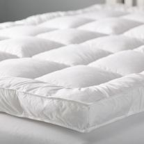 VV Quilted Polyester Fibre Fill Mattress Topper