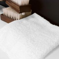Hotel Pure Luxury 500 GSM 100% Cotton Face Cloth (In Packs of 5)
