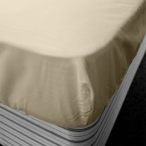 Flame Retardant 100% Polyester Single Size Fitted Sheet (In Packs of 5)