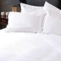 Hotel Pure Luxury 100% cotton duvet cover with 200 thread count