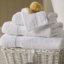 Hotel Pure Luxury 600 GSM 100% Turkish Cotton Bath Towel (In Single Packs)