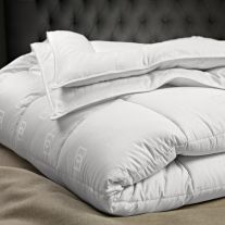 Hotel Pure Luxury 10.5 Tog 100% Cotton Goose Down Duvet