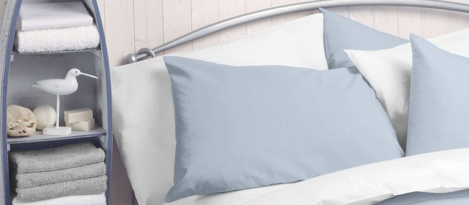 An Explanation of Different Types of Pillowcases